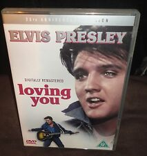 Elvis - Loving You (DVD, 1957) 25th Anniversary Edition