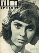 FILM SPIEGEL JUNI  1964 NR.13 RENATE BLUME GISELA MAY (FS468)