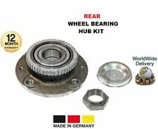 FOR PEUGEOT 406 ESTATE 1.8 1.9 2.0 2.1 1996-2004 NEW REAR WHEEL BEARING HUB KIT