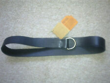Timberland Men  leather belt at size M.New!