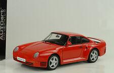 1986 Porsche 911 959 rot 1:18 Autoart