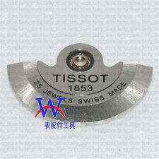 1pcs Tissot Rotor oscillating weight For ETA 2824 2836 2846 2834 - 2 #AE15 LW