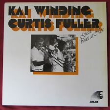 KAI WINDING CURTIS FULLER LP ORIG FR  GIANT BONES AT NICE