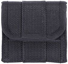 Black Latex Glove Pouch -  Enhanced Molded Duty Belt Pouches Rothco 20540