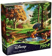 Ceaco Winnie the Pooh Thomas Kinkade Disney Dreams Collection 750 Jigsaw Puzzle