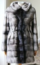 GLAMOURBELLES MINK FUR COAT UK 8
