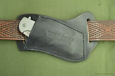 THUNDER BASIN BLACK RIGHT CROSSDRAW SHEATH FOR SMITH & WESSON AND OTHER BRANDS