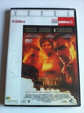 MONSTER'S BALL - CINE PUBLICO II - DVD - 117MIN - SLIMCASE - NEW & SEALED NUEVA