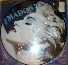 Madonna - TRUE BLUE - LP ALBUM VINILE 200gr PICTURE DISC - nuovo