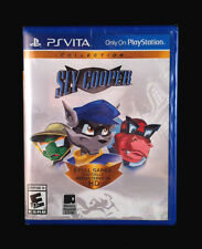 Sly Cooper Collection  (PlayStation Vita, 2014)