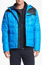NEW MENS Spyder Dolomite 700 fill Goose-Down Water-resistant SKI Puffer/JACKET M
