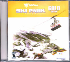 Ski Park Manager: Gold Edition (PC, 2003, Microids)