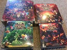 Arcadia Quest Inferno Kickstarter Hell of a Pledge On Hand Ready To Ship