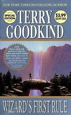 Wizard's First Rule (Sword of Truth) Goodkind, Terry Mass Market Paperback