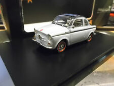 NSU Fiat Weinsberg 500 1960 light blue blau Resin PremiumX IXO 1:43