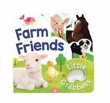 Little Grabbers: Farm Friends by Lake Press Ltd. (2016, Board Book)