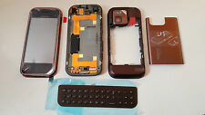 New Original- Nokia N97 Mini - Garnet - Complete Housing