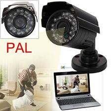 1300TVL HD Color Outdoor CCTV Surveillance Security Camera IR Night Video PAL SS