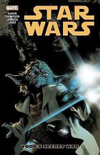 Star Wars Vol 5 Yodas Secret War By Jason Aaron Paperback 2017