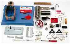 Wilesco D 9 Kit Live Steam Engine Toy - See Video Shipped from USA