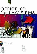 Office XP for Law Firms by Romena Benjamin and Ed Jones (2002, Paperback)