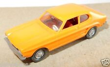 MICRO WIKING HO 1/87 FORD CAPRI ORANGE ter