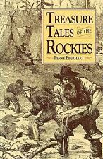 Treasure Tales Of Rockies Eberhart, Perry Books-Acceptable Condition