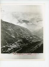 WW2 Philippines Photograph Luzon Island OSS AGS Baguio Benguet Consolodated Mine