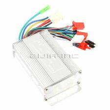 8-in-1 350W 36V/48V Brushless Motor Controller for Electric Bicycle Scooter