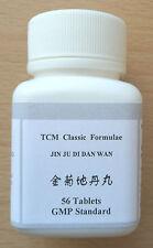 8pkts Jin Ju Di Dan Wan Pian Herbal Pills Eczema Dry Itchy Flaky Skin Rash Spots