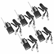5pc Portable Multi-function Radio Holder For Kenwood/Yaesu/Icom/Motorola Radio