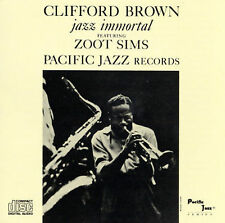 Clifford Brown - Jazz Immortal featuring Zoot Sims (CD, Feb-1988, EMI/Pacific)