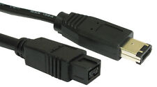 Firewire 800 IEEE Cable 1394B 9 Pin to 6 Pin 3m