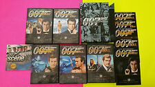 James Bond Ultimate Edition - Vol. 2 (DVD, 10-Disc) CONNERY / MOORE / DALTON