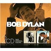 Bob Dylan - Nashville Skyline/John Wesley Harding , rare 2-CD SlipBox New Sealed