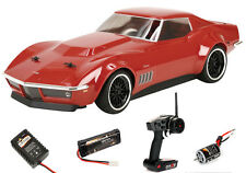 Vaterra 1/10 1969 Custom Corvette Stingray RTR, V100-S w/ DX2E/Battery/Charger