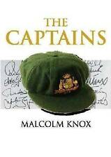 Knox  Malcolm-The Captains  BOOKH NEW