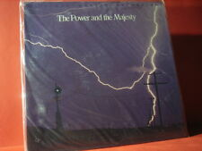 "MFSL 1-004 BRAD MILLER ""THE POWER AND THE MAJESTY"" (JAPANPRESSING-SERIES/SEALED)"