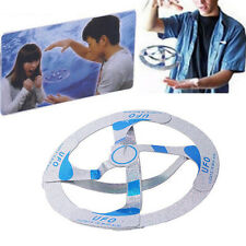 Amazing Mystery UFO Floating Flying Disk Saucer Magic Cool Trick Toy Magic Toys