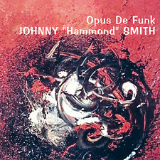 Johnny 'Hammond' Smith – Opus De Funk CD