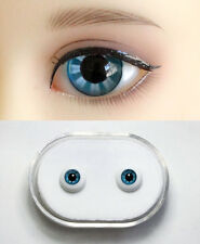 12mm deep sea blue glass bjd doll eyes dollfie Luts iplehouse #KH-01 Ship US