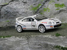 QSP Toyota Celica GT-Four 1995 1:24 #4 Wevers / Poel Rallye du Condroz-Huy 2001
