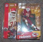 Mcfarlane NFL Series 6 Priest Holmes Red Variant Action Figure Rare VHTF Chiefs
