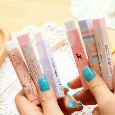 Elegant Long Cleansing Drawing Painting Rubber Eraser Stationary Gift 1pc