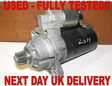 AUDI A1 2.0TDI HATCHBACK 2011 2012 2013 2014 FULLY WORKING TESTED STARTER MOTOR