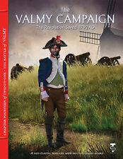 14/21 The Valmy Campaign, a Fast-Playing Wargame - Turning Point, New, English