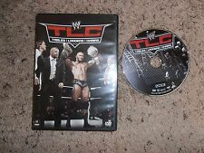 TLC TABLES LADDERS CHAIRS 2013 wwe dvd wrestling RANDY ORTON