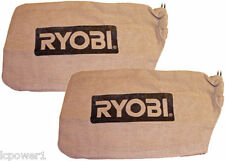 [HOM] [080001020050] (2) Ryobi P551 Compound Miter Saw Replacement Dust Bag