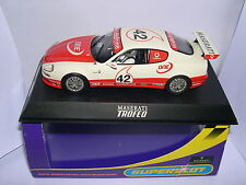 SUPERSLOT H2504 MASERATI COUPE COMBICORSA TROFEO #23 VODAFONE SCALEXTRIC UK  MB