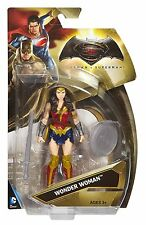 "Batman v Superman: Dawn of Justice Wonder Woman 6"" Figure BRAND NEW XTS"